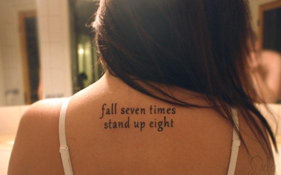 451826 Ideias de frases para tatuagem 11 Ideias de frases para tatuagem