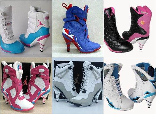452262 air jordan Salto Alto Nike   Modelos, onde comprar