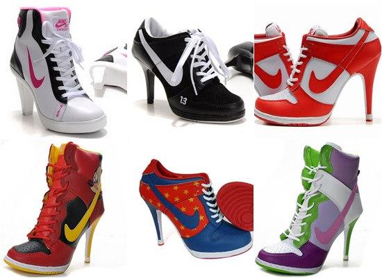 452262 deunk2 Salto Alto Nike   Modelos, onde comprar