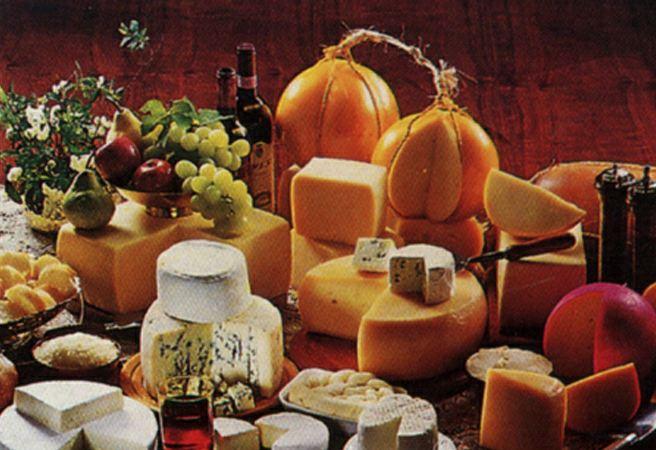 452456 queijos e seus tipos 4 Queijos e os seus diferentes tipos