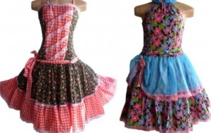 Vestidos de quadrilha – festa junina