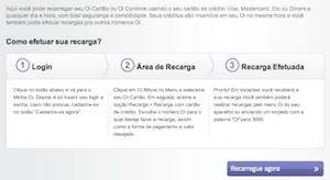 45278 recarga oi online Recarga de Celular Claro, Oi, Tim, Vivo: Recarregar Online