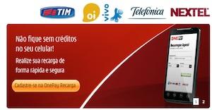 45278 recargatim online Recarga de Celular Claro, Oi, Tim, Vivo: Recarregar Online