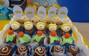 Decoração de aniversário tema Pequeno Príncipe