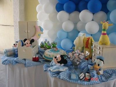 453970 Decoração de chá de fraldas menino 2 Decoração de chá de fraldas: menino