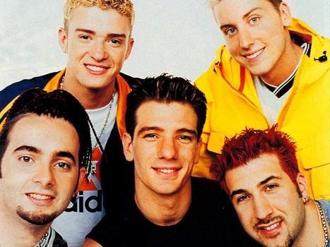 454094 As boy bands que mais fizeram sucesso 'N Sync As boy bands que mais fizeram sucesso