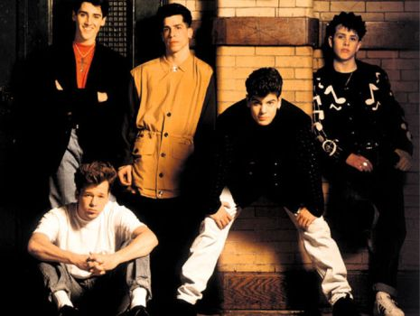 454094 As boy bands que mais fizeram sucesso New Kids on the Block As boy bands que mais fizeram sucesso