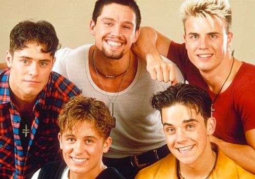 454094 As boy bands que mais fizeram sucesso Take That As boy bands que mais fizeram sucesso