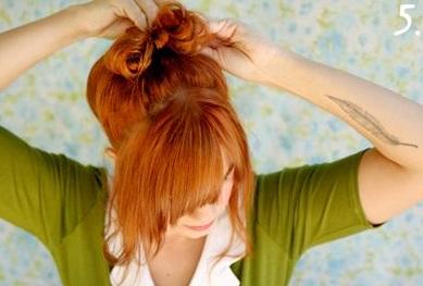 454687 Penteado de Laço Como fazer13 Penteado de Laço, Como fazer