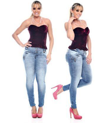 454871 jeans Juju Salimeni 2 Coleção de jeans marca Juju Salimeni