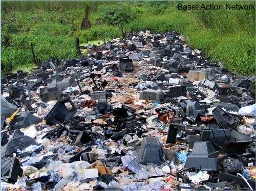 Lixo eletrônico: como descartar