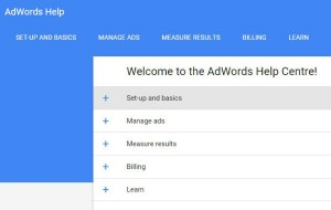 Cursos gratuitos de Google AdWords