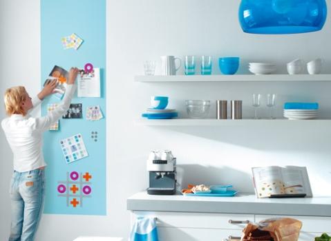 455622 Tinta magnética na decoração da casa Tinta magnética na decoração da casa
