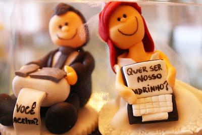 456180 convites para padrinhos de casamento dicas modelos2 Convites para Padrinhos de Casamentos   Dicas, Modelos