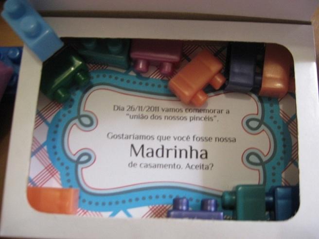 456180 convites para padrinhos de casamento dicas modelos7 Convites para Padrinhos de Casamentos   Dicas, Modelos