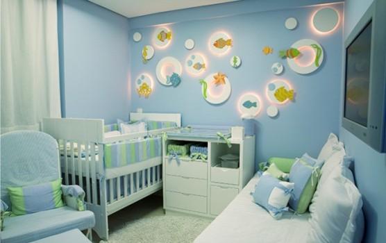 456633 Dicas de cores para quarto de menino Dicas de cores para quarto de menino