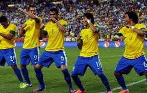 Seleção brasileira goleia Estados Unidos em amistoso