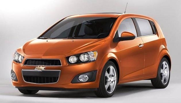 457822 chevrolet sonic 2012 Chevrolet lança Sonic por R$ 46.200