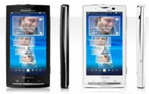Sony Ericsson x10: preços, onde comprar barato