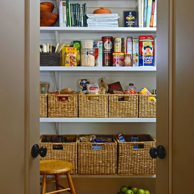 Dicas para organizar a despensa - Pinterest storage ideas for small spaces ideas ...