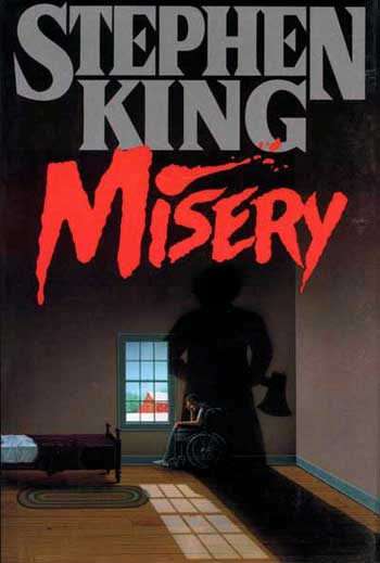 458359 misery Os melhores livros de Stephen King