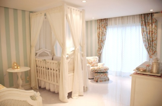 458548 Quarto de bebê provençal como decorar 1 Quarto de bebê provençal: como decorar