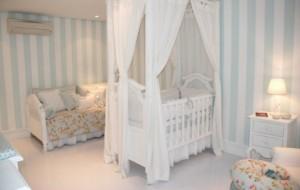 Quarto de bebê provençal: como decorar