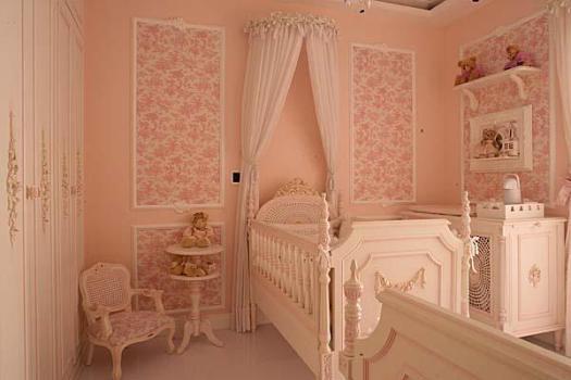 458548 Quarto de bebê provençal como decorar 4 Quarto de bebê provençal: como decorar