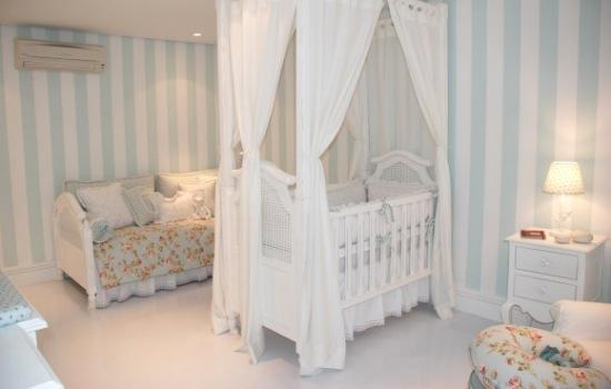 458548 Quarto de bebê provençal como decorar Quarto de bebê provençal: como decorar
