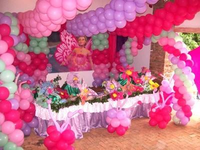 458889 Decoração da Barbie Para Festa Infantil 2 Decoração da Barbie Para Festa Infantil