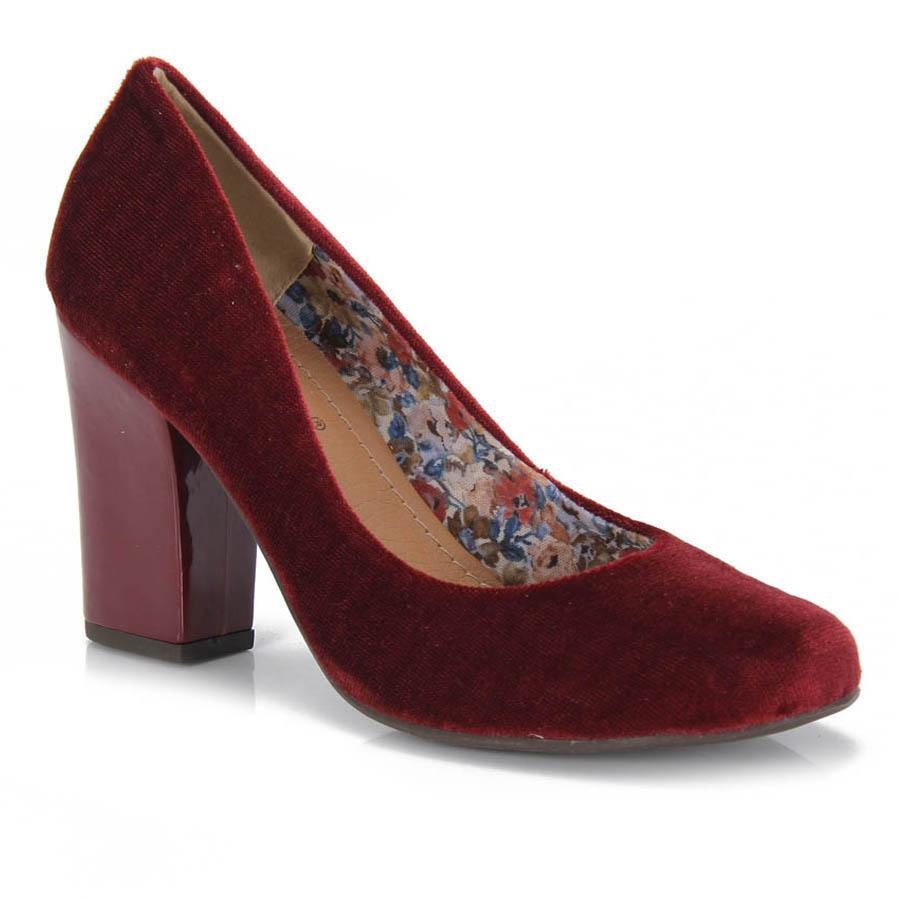 459229 sapato veludo 8 Passarela Sapatos de Veludo   Modelos, fotos, onde comprar
