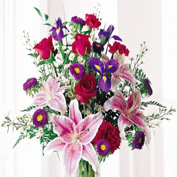 459233 Fotos de buqu%C3%AAs de flores 01 600x600 Fotos de buquês de flores