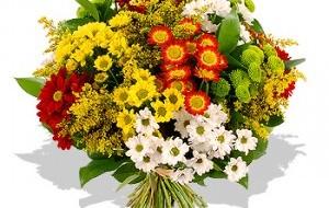 Fotos de buquês de flores