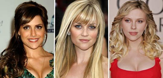 459284 como repartir o cabelo dicas Como repartir o cabelo: dicas