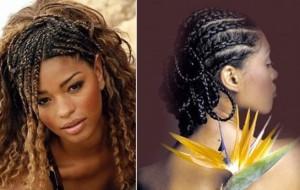 Tranças em cabelo afro: passo a passo