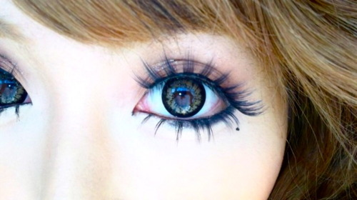459360 Maquiagem olhos de boneca Fotos como fazer2 Maquiagem olhos de boneca: Fotos, como fazer