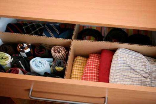 459782 Dicas para organizar gaveta de roupas 1 Dicas para organizar gaveta de roupas
