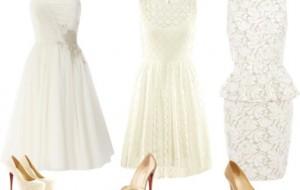Vestidos de noiva para casamento civil 16