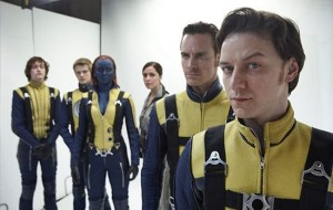Filme X-Men Primeira Classe 2