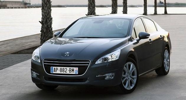 460461 peugeot 508 1 g 20110314 Peugeot 508 será lançado para brigar com sedãs V6