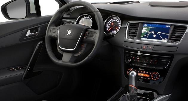 460461 peugeot 508 15 Peugeot 508 será lançado para brigar com sedãs V6