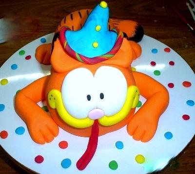 460590 Fotos de bolos infantis decorados 25 Fotos de bolos infantis decorados
