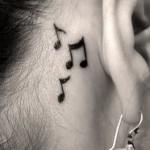 460797 Tatuagem de notas musicais 04 150x150 Tatuagem de notas musicais