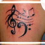 460797 Tatuagem de notas musicais 09 150x150 Tatuagem de notas musicais