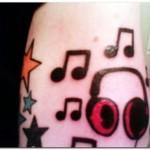 460797 Tatuagem de notas musicais 10 150x150 Tatuagem de notas musicais