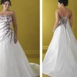 461542 Fotos de vestidos de noiva tomara que caia 04 150x150 Fotos de vestidos de noiva tomara que caia