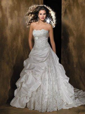 461542 Fotos de vestidos de noiva tomara que caia 06 Fotos de vestidos de noiva tomara que caia