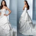 461542 Fotos de vestidos de noiva tomara que caia 21 150x150 Fotos de vestidos de noiva tomara que caia