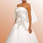 461542 Fotos de vestidos de noiva tomara que caia 23 150x150 Fotos de vestidos de noiva tomara que caia