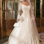 462135 Fotos de vestidos de noiva com manga 03 150x150 Fotos de vestidos de noiva com manga